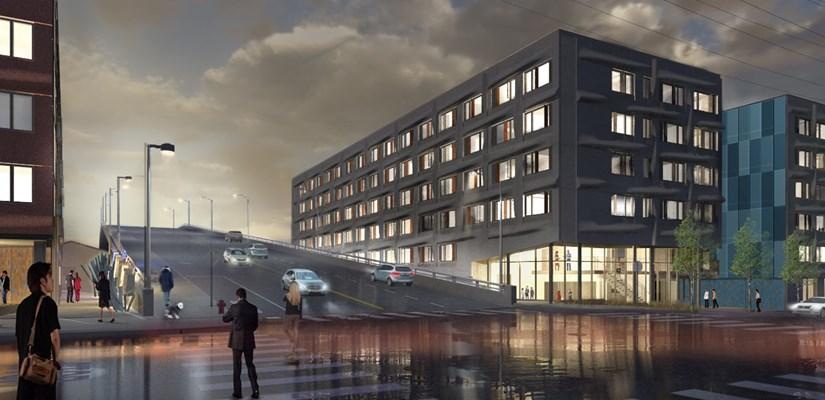 Skanska builds graduate student housing in San Francisco, USA, for