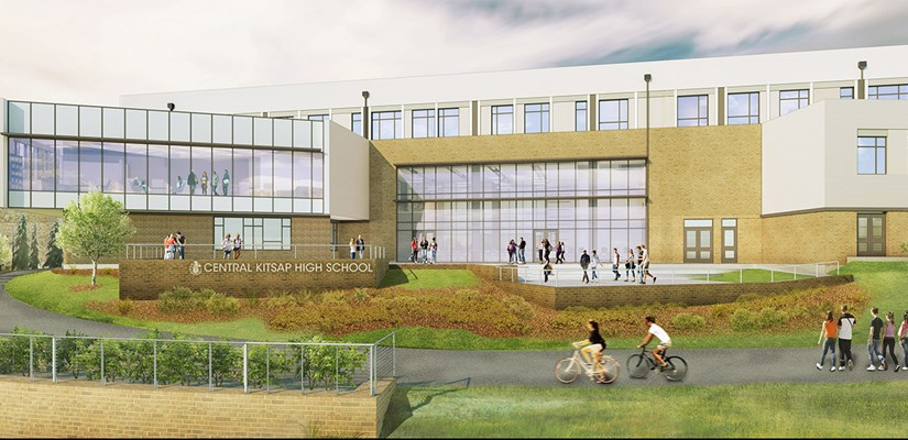 Silverdale School - Integrus Architecture