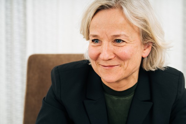 Camilla Wieslander, Managing Director, Skanska Commercial Development Nordic