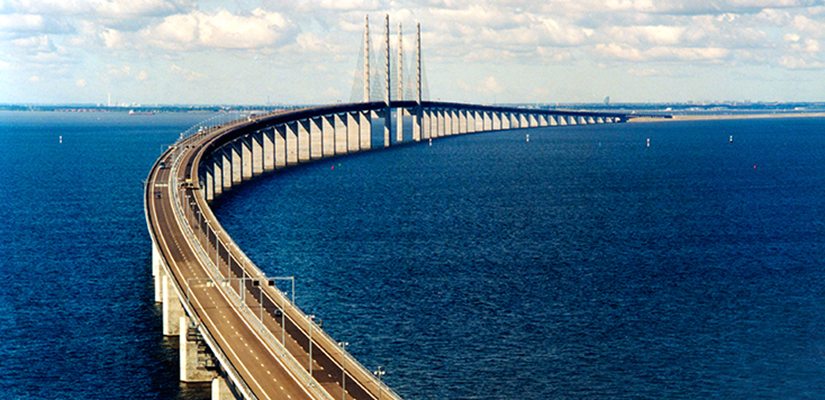The Öresund Bridge