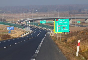by-pass of Lubliniec