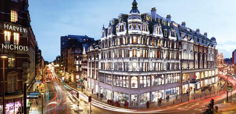 Skanska builds mixed-use development in London, UK, for GBP 141 M
