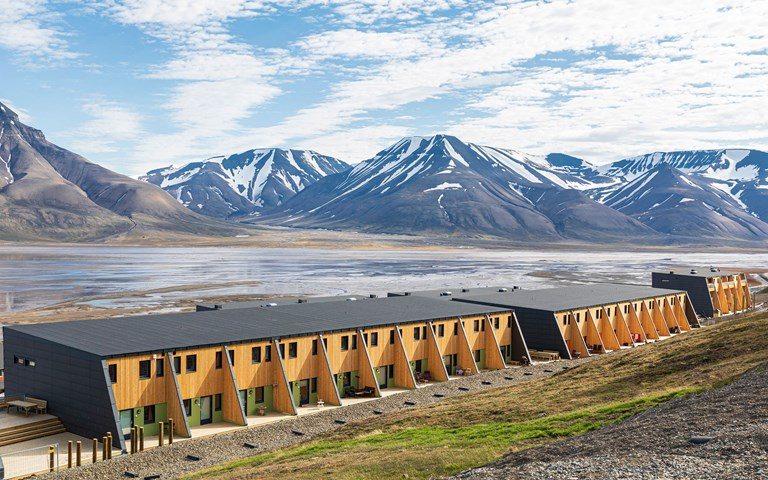 In a changing Arctic, adapting buildings and ways of life