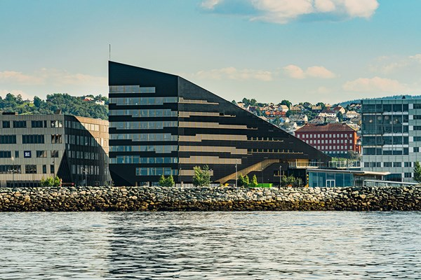 Image of Powerhouse Brattørkaia in Trondheim, Norway