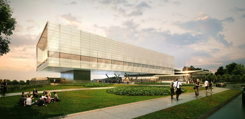 UConn Innovation Partnership Building