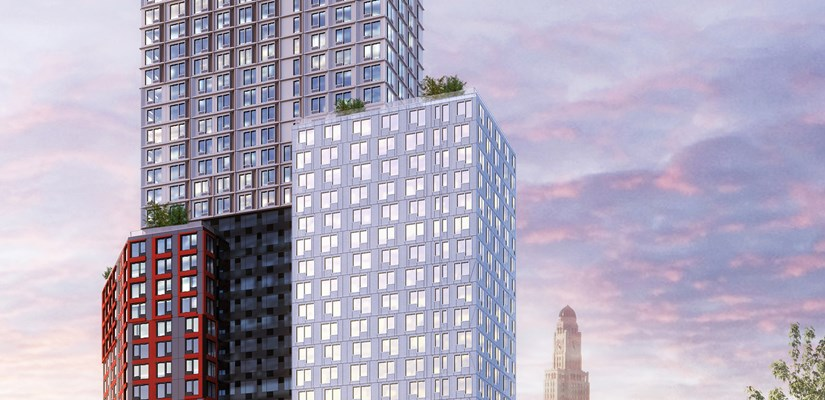 Skanska signs contract for USD 117 M, about SEK 800 M to build USA's