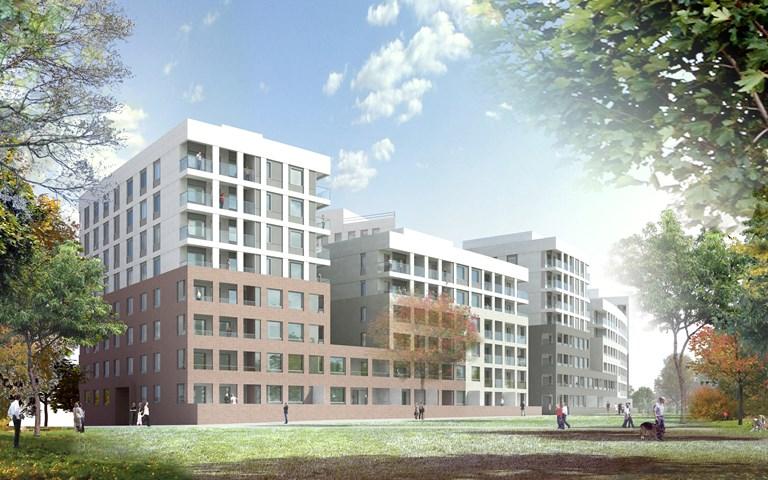 Skanska builds 265 rental apartments in Helsinki, Finland, for EUR 47 M, about SEK 480 M