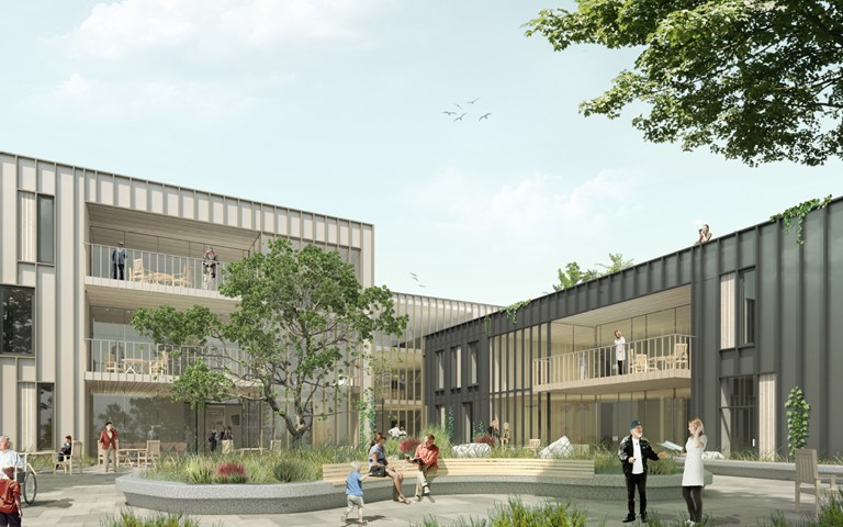 Skanska builds care home in Bergen, Norway, for NOK 370 M, about SEK 380 M
