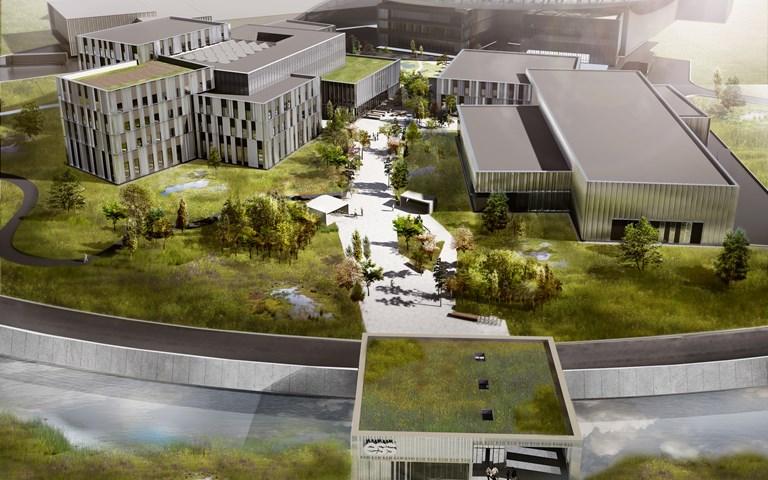Skanska builds ESS Campus in Lund, Sweden, for SEK 475 M