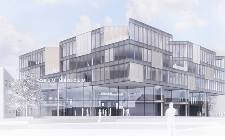 Skanska builds Forum Medicum in Lund for about SEK 450 M