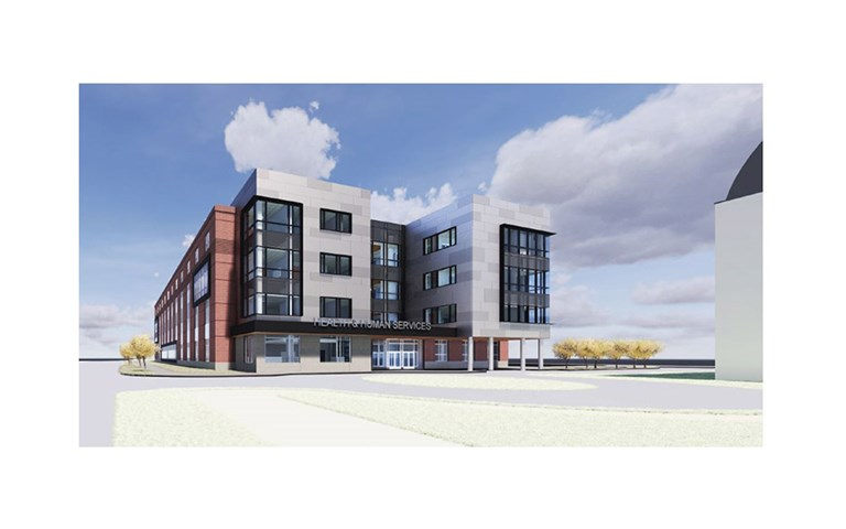 Skanska builds health and human services building at University in New Haven, USA, for USD 48 M, about SEK 450 M