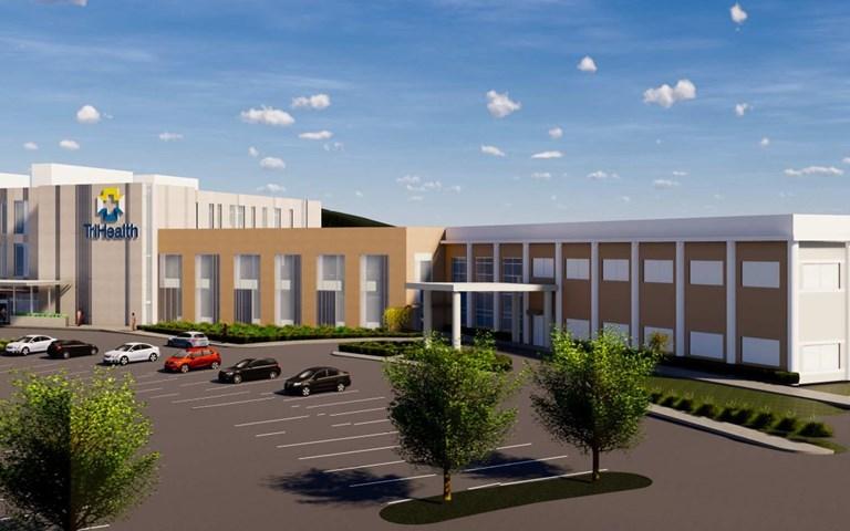 Skanska builds new Medical Center in Cincinnati, OH, USA, for USD 35 M, about SEK 310 M