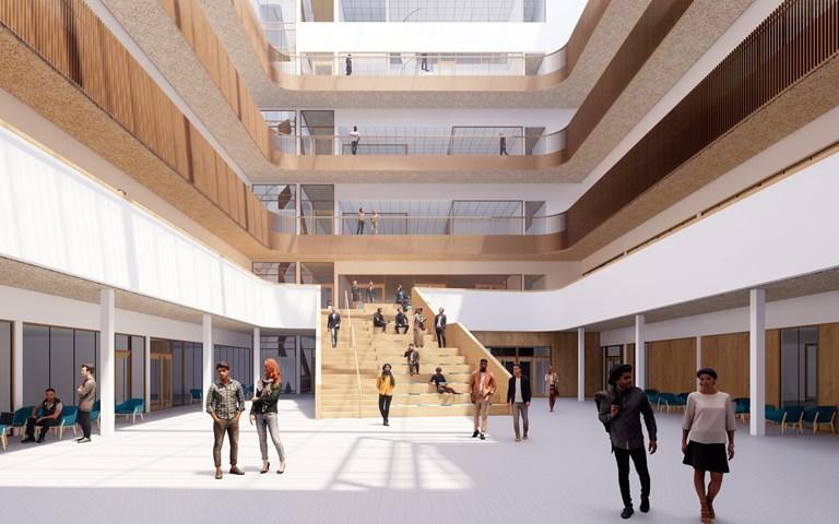 Skanska builds new premises for Akademiska Hus at the University of Gothenburg, Sweden, for about SEK 1.2 billion