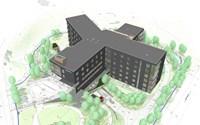 Skanska builds nursing home in Oslo, Norway, for NOK 440 million, about SEK 460 M