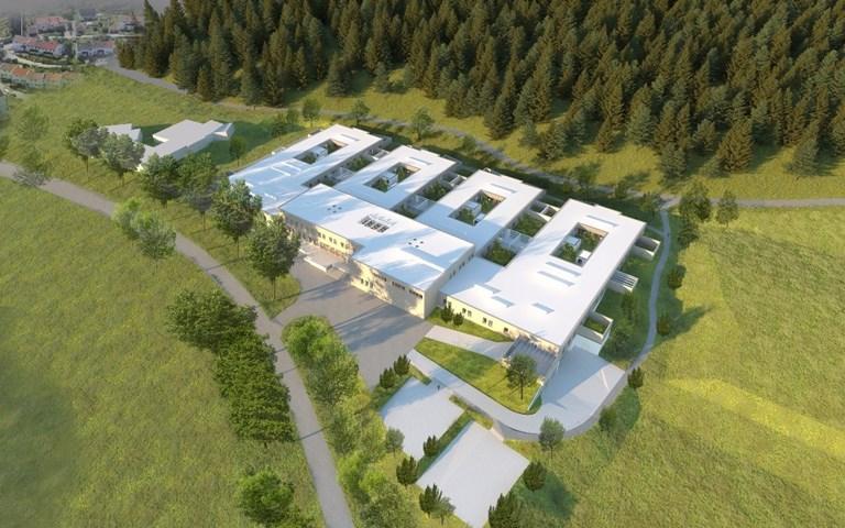 Skanska builds psychiatric hospital in Kristiansand, Norway, for NOK 530 M, about SEK 530 M