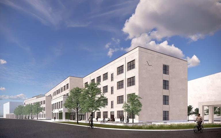Skanska builds school in Malmö, Sweden, for about SEK 400M