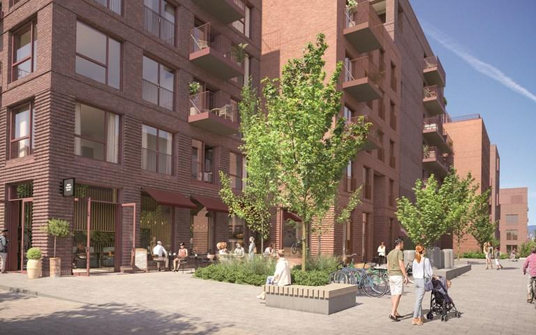 Skanska bygger 121 lägenheter i Bärum, Norge, för NOK 480M, cirka 475 miljoner kronor