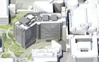 Skanska bygger sjukhusbyggnad i North Carolina, USA, för USD 189 M, cirka 1,6 miljarder kronor