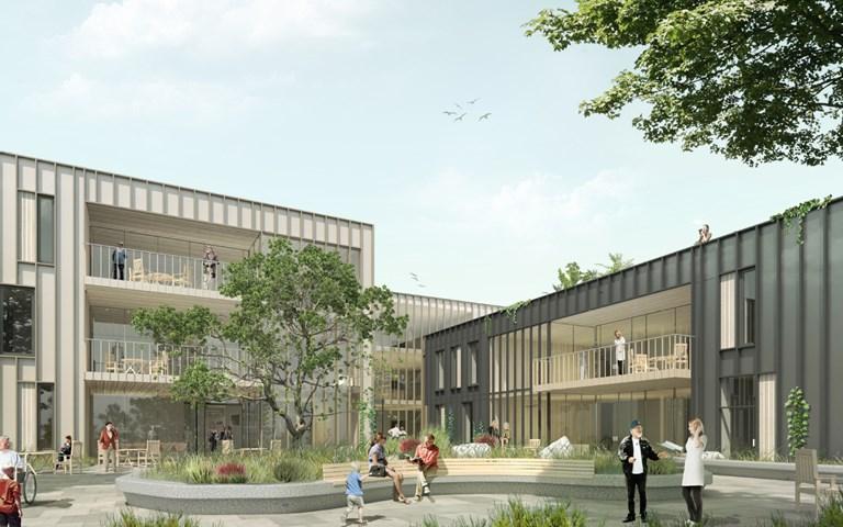 Skanska bygger vårdhem i Bergen, Norge, för NOK 370 M, cirka 380 miljoner kronor