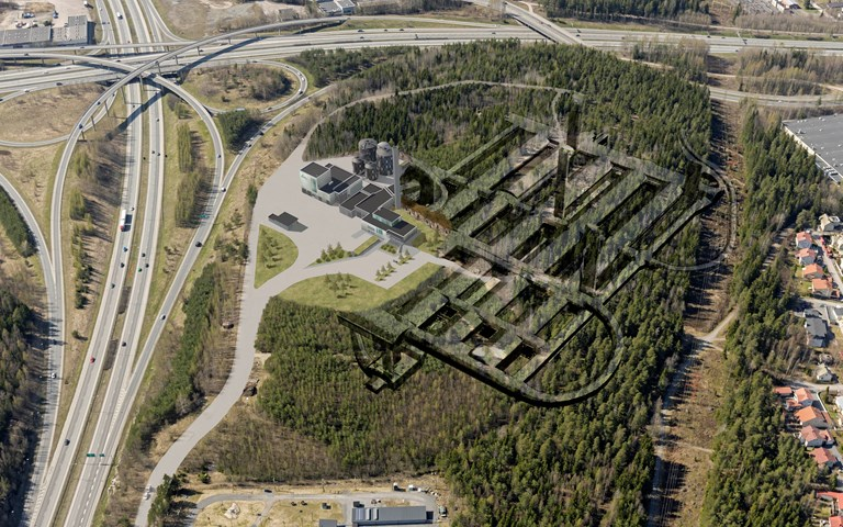 Skanska carries out excavations for wastewater treatment plant in Tampere, Finland, for EUR 60 M, about SEK 630 M