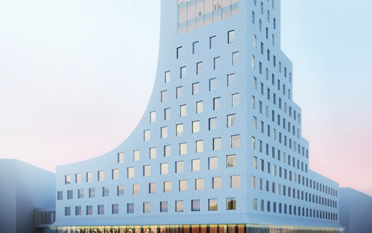Skanska develops and sells hotel in Kiruna, Sweden, for about SEK 500 M