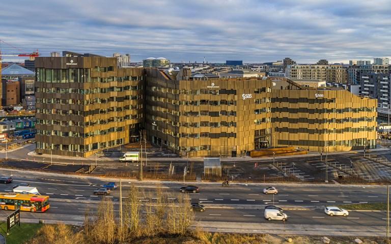 Skanska divests office project in Copenhagen, Denmark, for DKK 917M, about SEK 1.2 billion