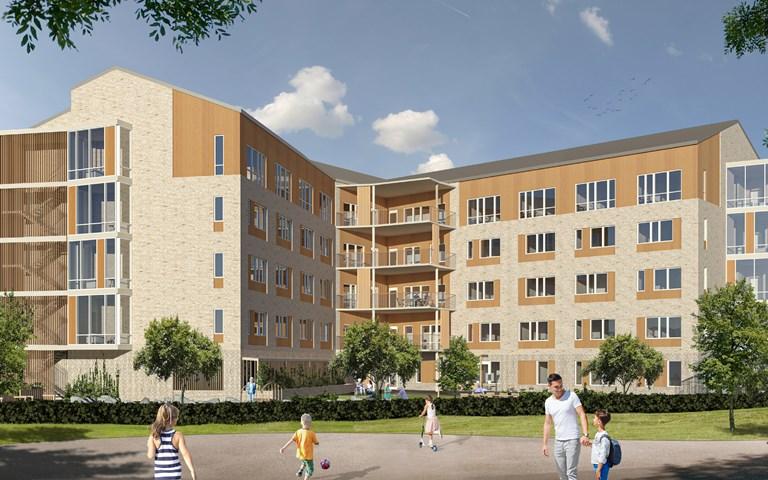 Skanska divests retirement home in Stockholm, Sweden, for about SEK 320 M