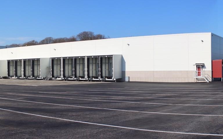 Skanska divests terminal- and logistics property in Helsingborg, Sweden, for about SEK 200M