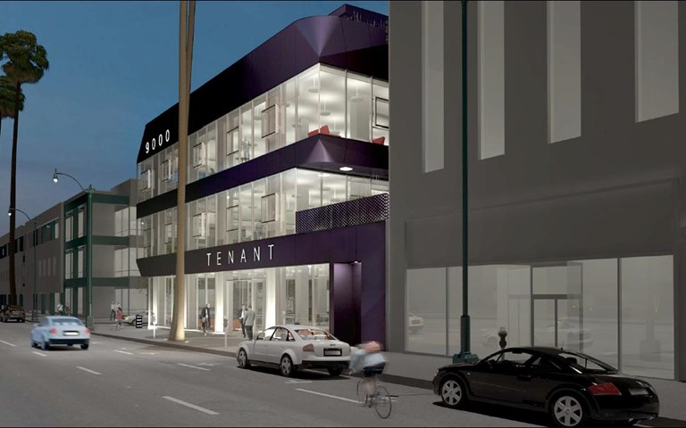 Skanska enters the commercial development market in Los Angeles, USA, first project launched in Beverly Hills