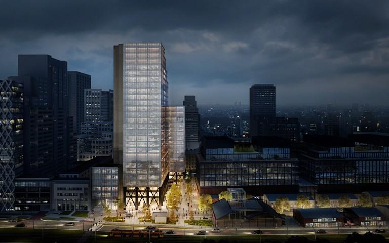 Skanska investerar EUR 69M, cirka 700 miljoner kronor, i ett nytt kontorsprojekt i Warszawa, Polen