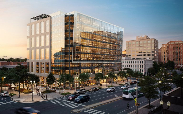 Skanska investerar USD 129M, cirka 1,1 miljarder kronor, i kontorsprojektet 3901 Fairfax i Arlington, Virginia, USA