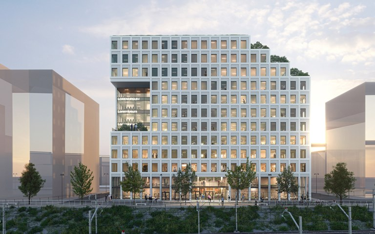 Skanska invests about SEK 590 M in a climate neutral office project in Malmö, Sweden