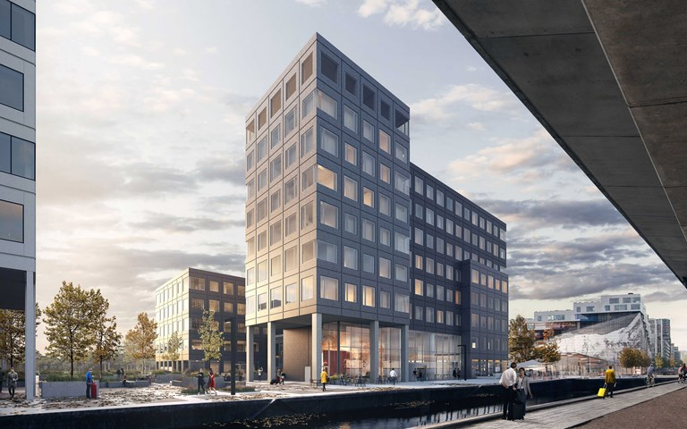 Skanska invests DKK 585 M, about SEK 830 M, in phase two of a mixed-use project in Copenhagen, Denmark