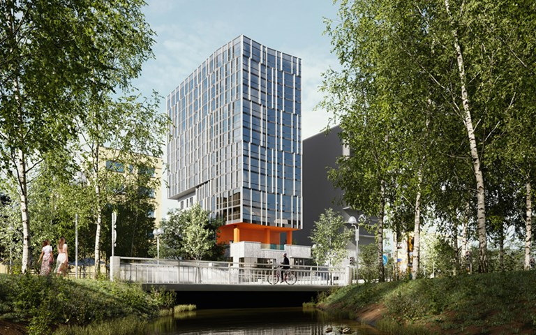 Skanska invests EUR 36M, about SEK 370M in a residential development project in Oulu, Finland