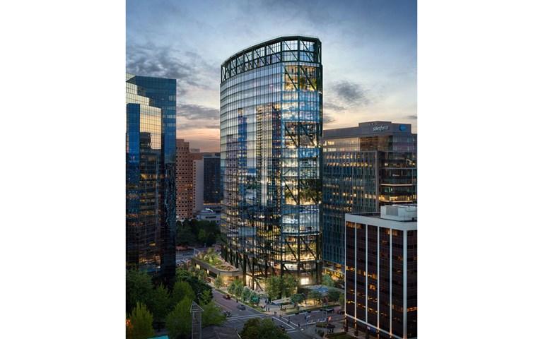 Skanska invests USD 476M, about SEK 4.0 billion, in The Eight, an office development project located in Bellevue, Washington, US