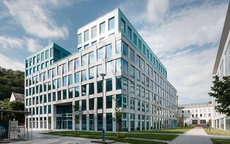 Skanska säljer kontorsbyggnad i Prag, Tjeckien för EUR 55 M, cirka SEK 585 M
