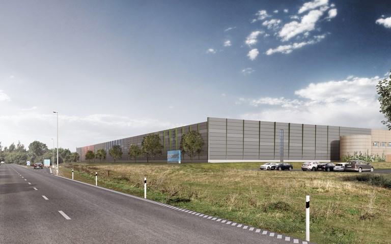 Skanska säljer logistikanläggning i Helsingborg för cirka 240 miljoner kronor