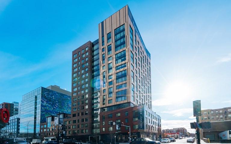 Skanska sells multi-family development in Boston, USA, for approximately USD 75 M, about SEK 675 M