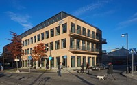 Skanska sells office building in Solna, Sweden, for about SEK 200 M