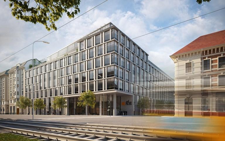 Skanska sells office project in Budapest, Hungary, for EUR 100 M, about SEK 1 billion