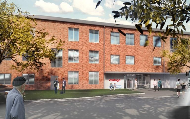 Skanska sells retirement home in Helsingborg, Sweden, to Folksam for about SEK 202 M