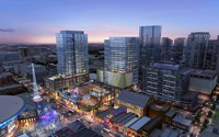 Skanska signs additional contract for mixed-use project in Nashville, USA, for USD 74 M, about SEK 620 M