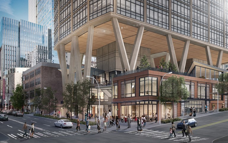 Skanska signs lease with Dropbox, Inc. at its 2+U Office Development in Seattle, USA