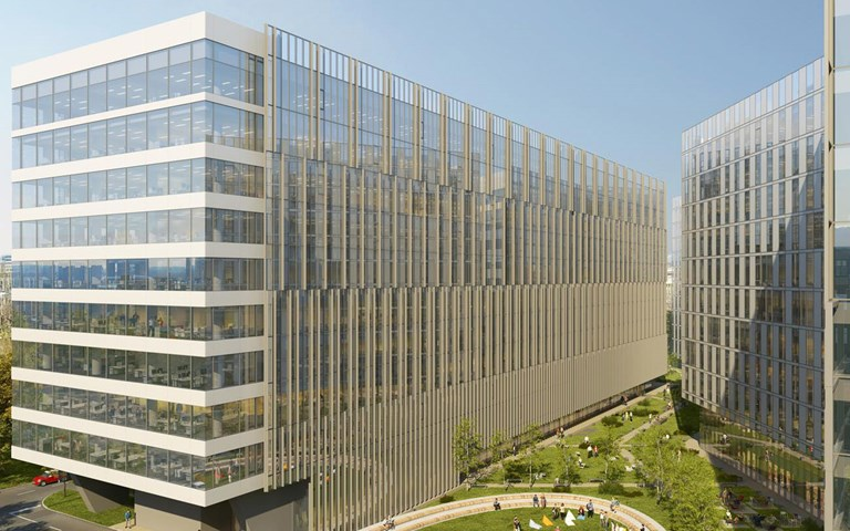 Skanska signs lease with Societe Generale European Business Services at Campus 6 in Bucharest, Romania