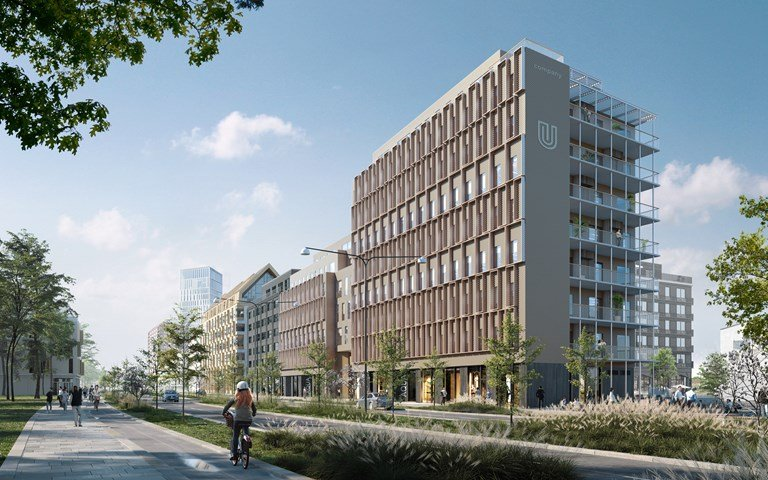 Skanska signs new lease with The Swedish Transport Administration for office building in Malmö, Sweden
