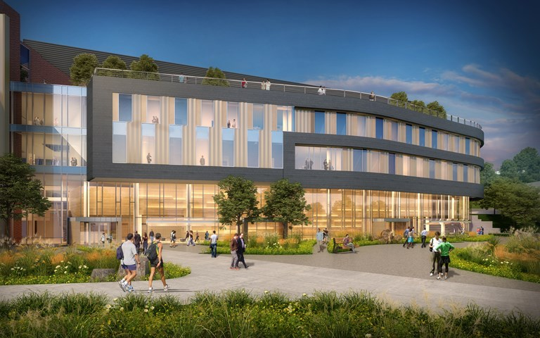 Skanska to build new STEM school in Cullowhee, NC, USA, for USD 64 M, about SEK 570 M