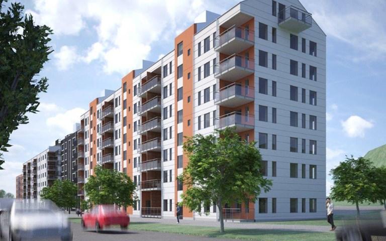 Skanska to build residential block in Gothenburg, Sweden, for about SEK 500 M