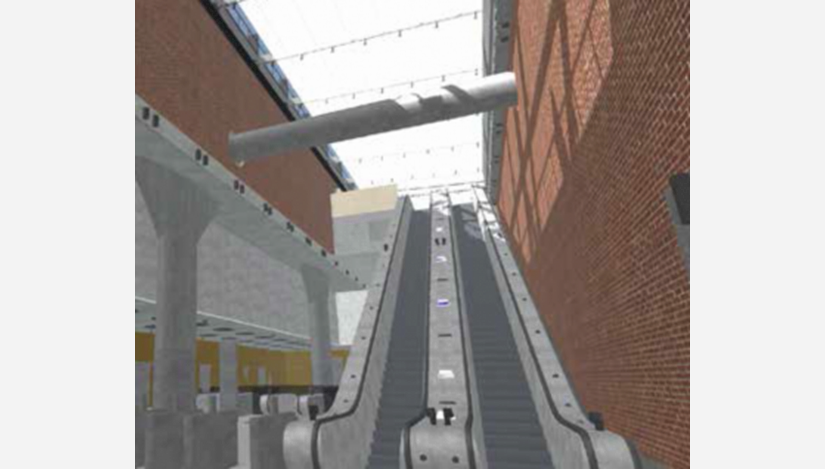 C405 – Crossrail Paddington Station | Skanska - Global