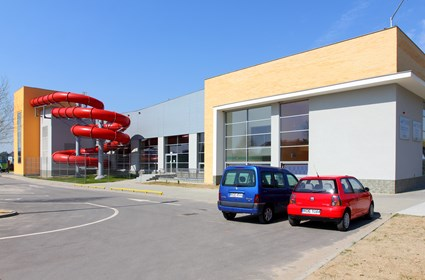 Sport and recreation complex in Debica