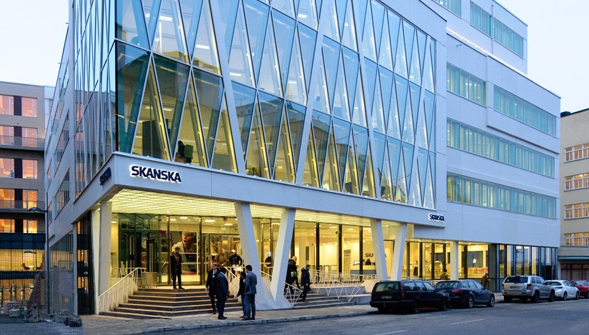 Entré Lindhagen | Skanska - Global corporate website